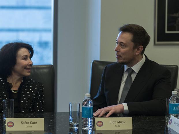 Фото №11 - Вслед за Биллом Гейтсом: Сафра Кац – самая высокооплачиваемая женщина-CEO в мире