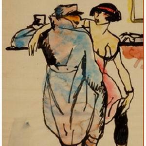 Фото №1 - В Париже открылась выставка об интимной жизни солдат