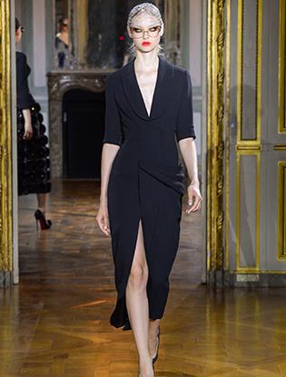 Фото №1 - Неделя Высокой моды в Париже: Ulyana Sergeenko Couture F2015