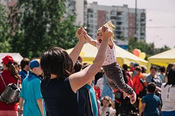 Фото №3 - Московский  ежегодный  фестиваль здоровья и безопасности детей