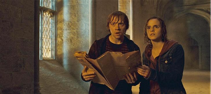 Фото №5 - «Гарри Поттер»: 10 фактов о карте Мародеров, которые знают только те, кто читал книги 🗺️