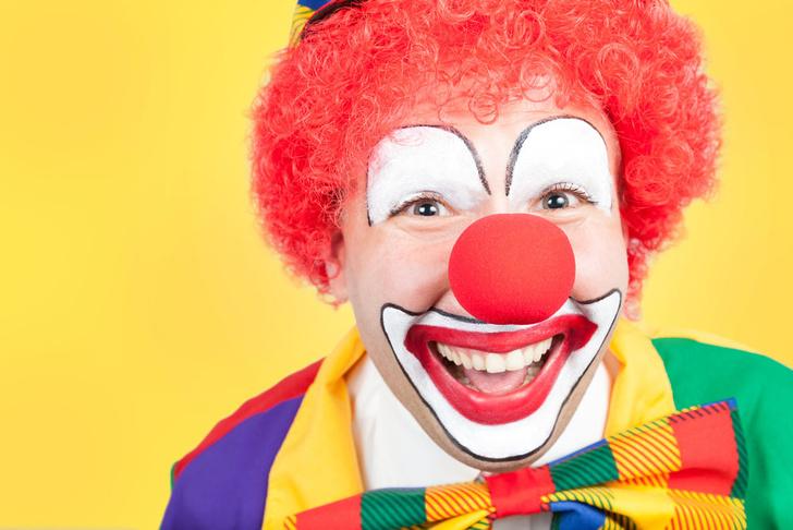 Фото №1 - Ростуризм предупредил россиян об атаках злых клоунов в Великобритании