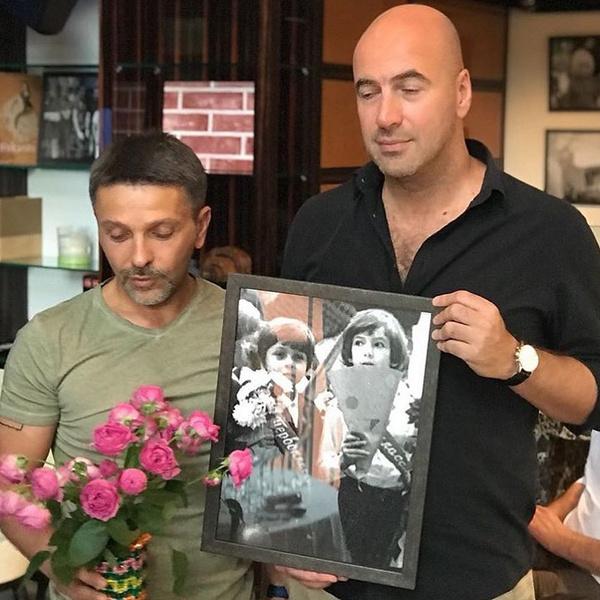 Ростислав Хаит, Леонид Барац, фото