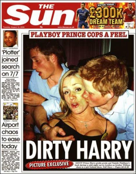 Фото №2 - «На кого ты их всех променял»: бывшие девушки принца Гарри, которые так и не стали его сужеными