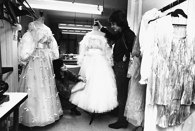 Фото №6 - Свадебное платье-катастрофа принцессы Дианы