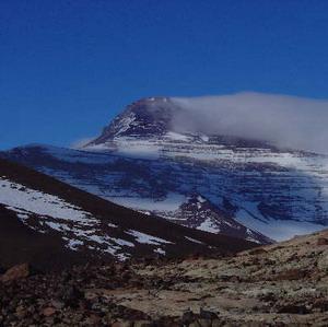 Фото №1 - В Антарктиде извергались вулканы
