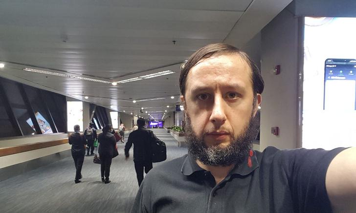 Фото №2 - Житель Эстонии, 100 дней проживший в филиппинском аэропорту, опоздал на самолёт домой