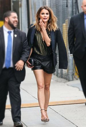 Фото №9 - Микрошорты: как носить самый модный «низ» этого лета
