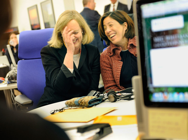 Фото №4 - Маргарет Уитмен: как американская предпринимательница привела Ebay к успеху