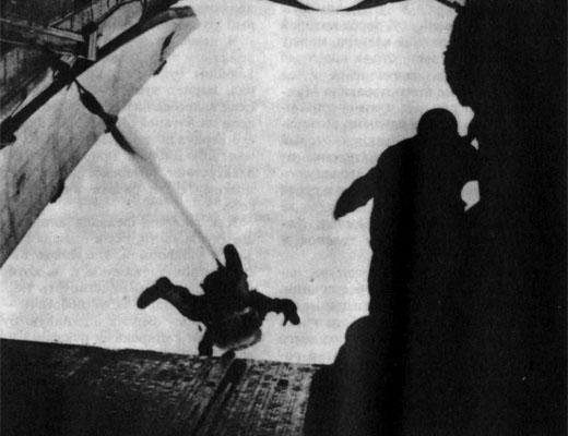 Фото №1 - Прыжок на льдину