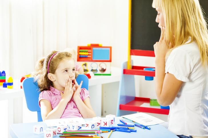 Как исправить дефекты речи у ребенка