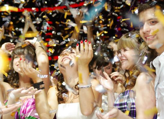 Фото №1 - ELLE girl представляет событие года: выпускной в парке Горького