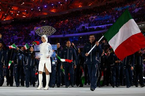 Олимпиада, Олимпийские игры, Сочи-2014, Италия