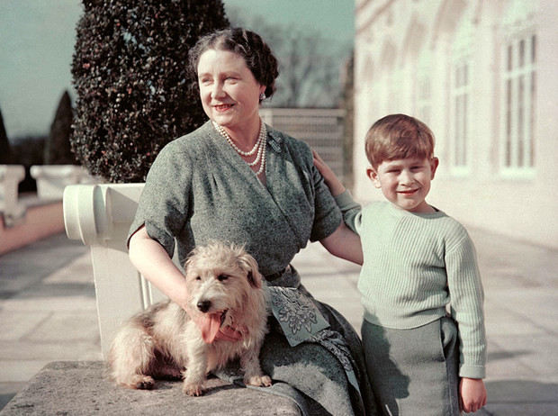 Фото №4 - Принц Чарльз познакомился с Арчи Сассекским
