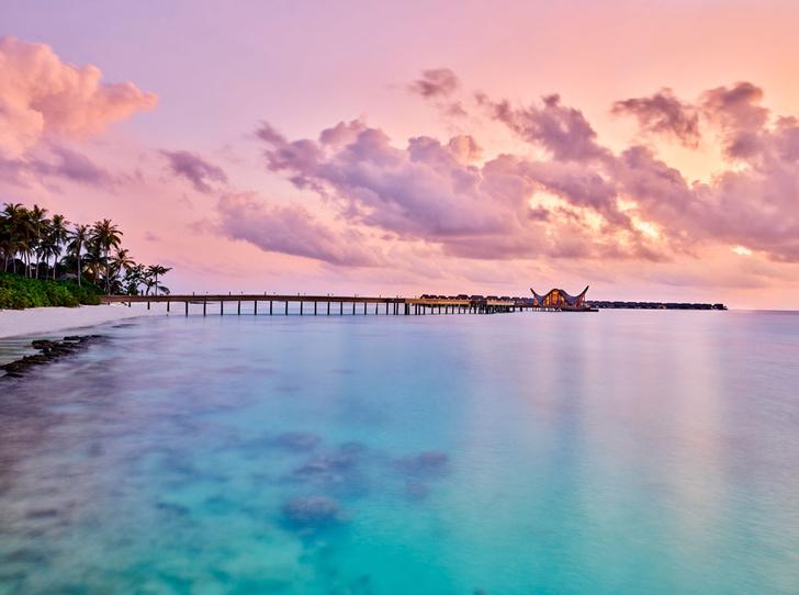 Фото №1 - Пять причин провести каникулы в отеле Joali на Мальдивах