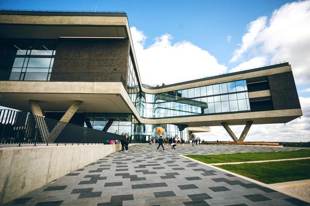Фото №1 - Новый учебный корпус Wunderpark International School