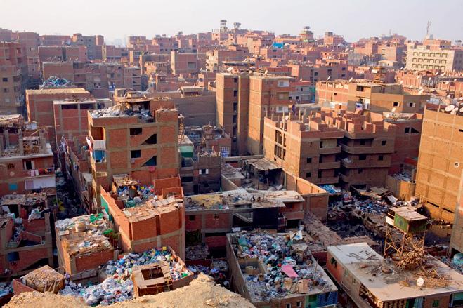 Фото №1 - Филиалы ада на Земле: 5 мест, где почему-то живут люди