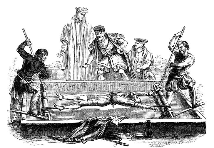 Фото №1 - Костры и пытки: как инквизиция вынесла смертный приговор всем жителям Нидерландов