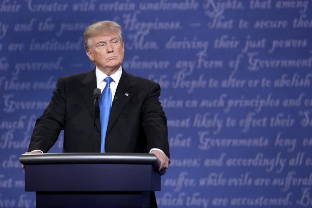 Фото №1 - Президент Оплошность: 5 самых громких конфузов Дональда Трампа