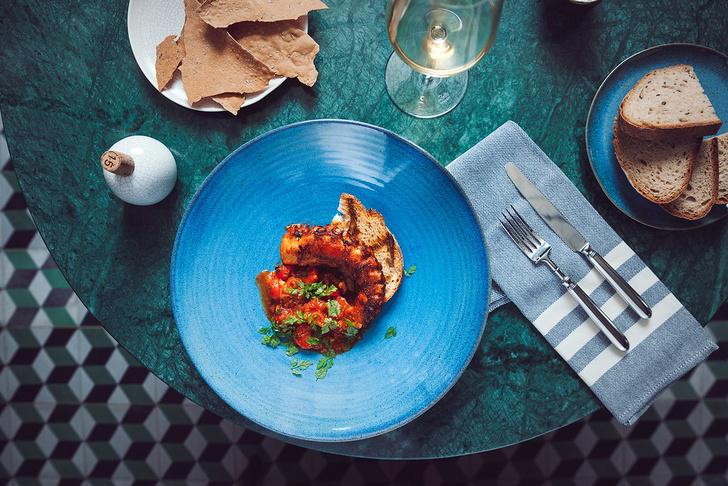 Фото №5 - Берлинский ресторан Арама Мнацаканова MINE снова попал в гид Michelin 2021