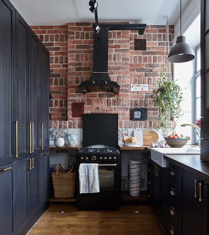 Фото №9 - Кухня в скандинавском стиле: 5 полезных советов