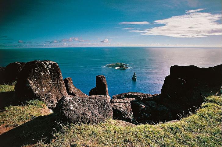 Фото №1 - Вокруг острова Пасхи появится морской заповедник