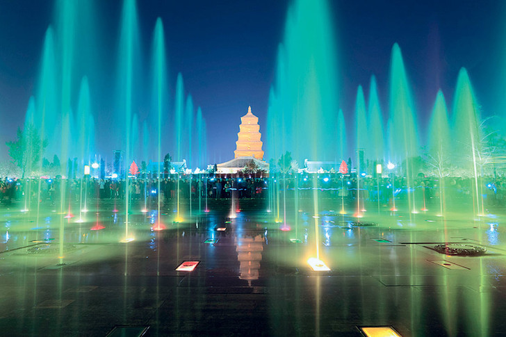 Фото №11 - 21 самый необычный фонтан мира
