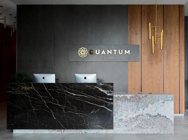 Фото №1 - Quantum Clinic— бьюти-территория для деловых мужчин
