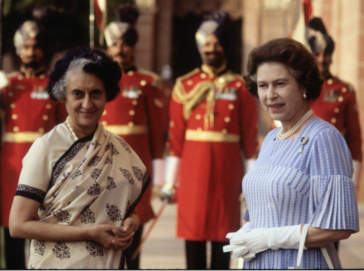Фото №4 - Женщина тысячелетия: трагедии и победы Индиры Ганди – «железной леди» Индии