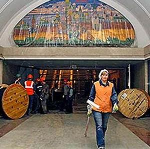 Фото №1 - В Москве открылась станция «Трубная»