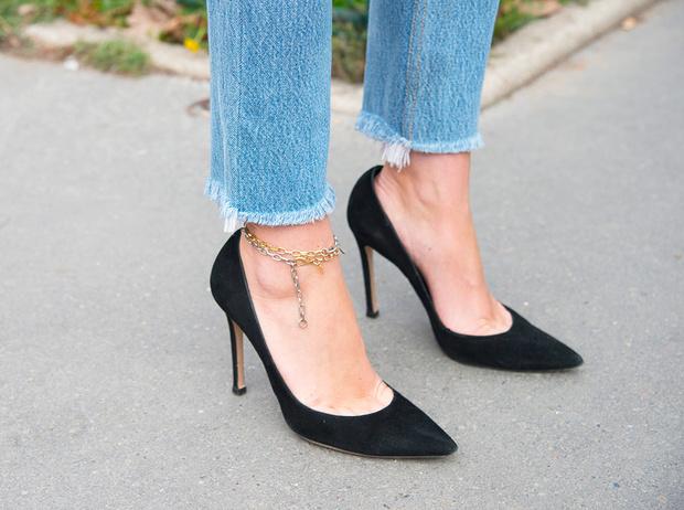 Фото №12 - Браслет на ногу: зачем и как его носить
