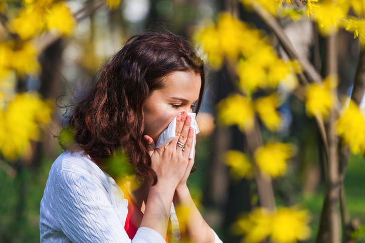 Неочевидные причины аллергии