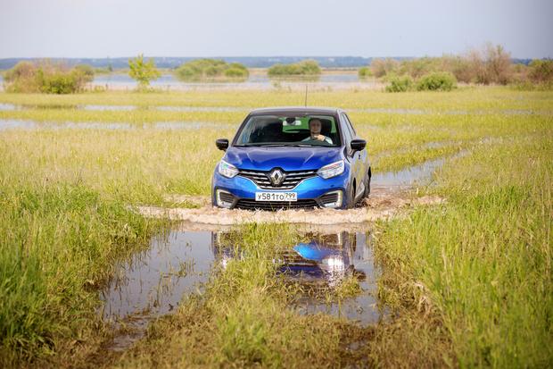 Фото №7 - Renault Kaptur: внутренний прогресс