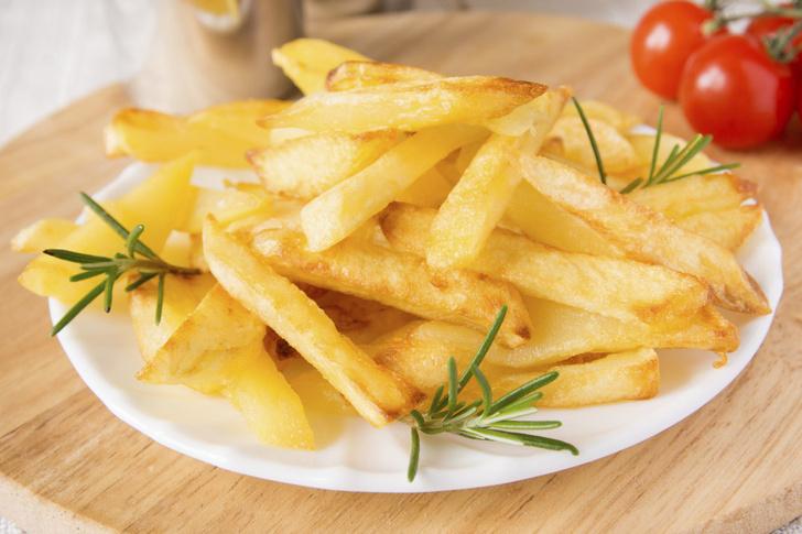 Фото №1 - Жареная картошка. Рецепты разных стран