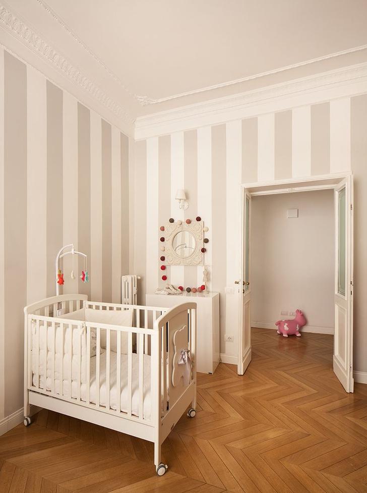 Фото №6 - Современная квартира в историческом доме в Риме