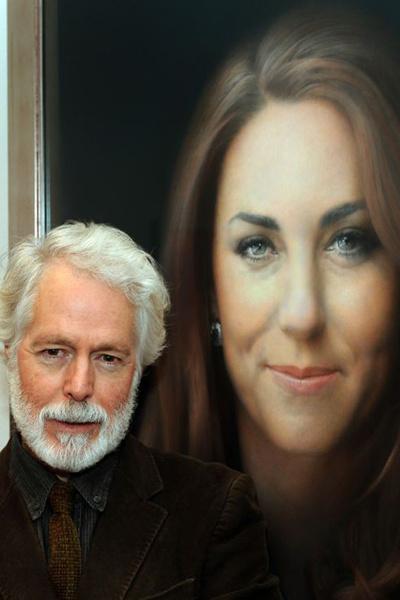 официальный портрет Кейт Миддлтон