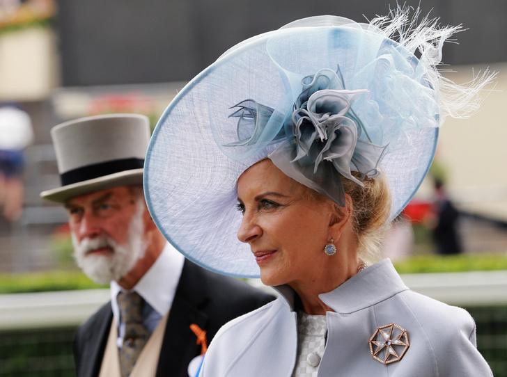 Фото №1 - Почему «принцесса Майкл Кентская» – это не опечатка