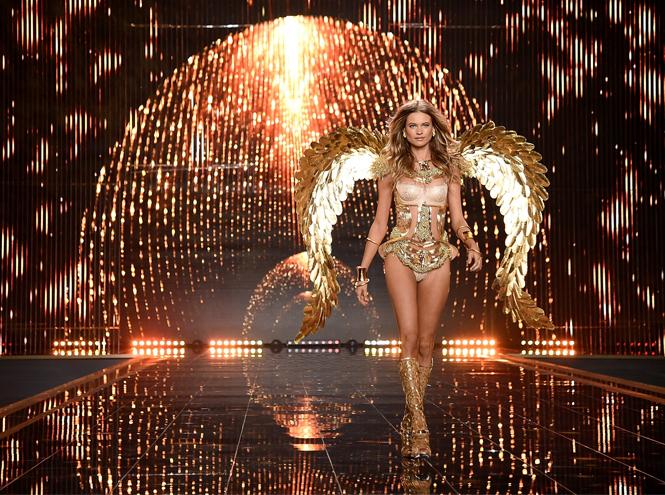 Фото №6 - Бехати Принслу: стать «ангелом» Victoria's Secret – венец карьеры модели