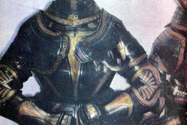 Фото №1 - Человек в маске