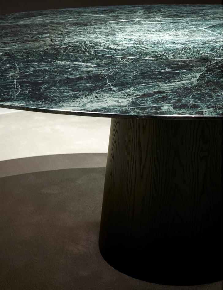 Фото №3 - Стол Materic: новая работа Пьеро Лиссони для Porro
