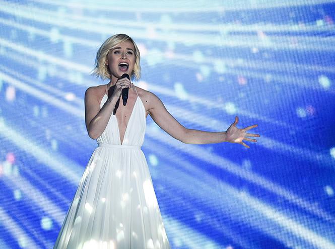 Фото №1 - Полина Гагарина вышла в финал «Евровидения»