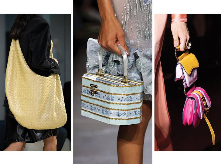 Фото №1 - Самые модные сумки весны и лета 2020