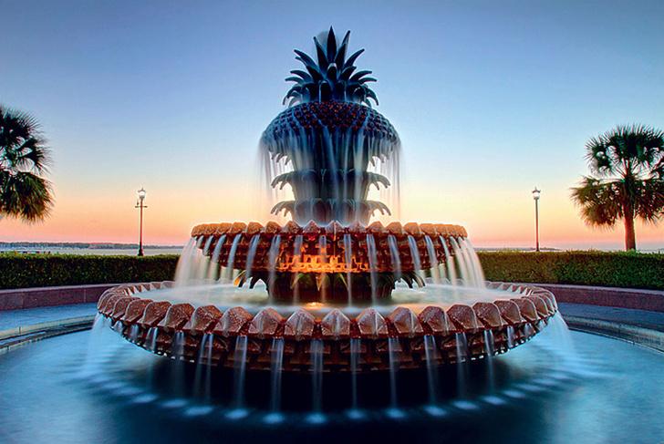 Фото №15 - 21 самый необычный фонтан мира