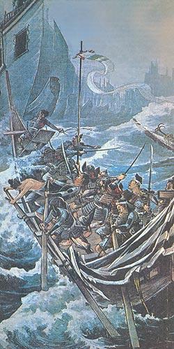 Фото №3 - Потеряный флот Хубилай-хана