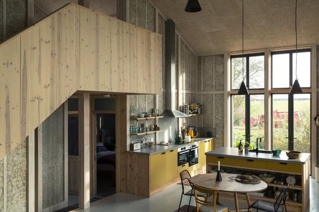 Фото №2 - Фермерский эко-дом в Кембриджшире