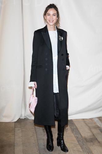 Фото №15 - Своим путем: модная интеллектуалка Алекса Чанг