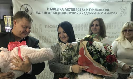 Фото №1 - Не отходя от роддома: Петербурженкам начали выдавать документы ребенка сразу после родов