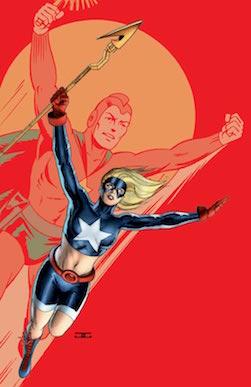 Фото №7 - Великолепная семерка: супергероини на страже мира
