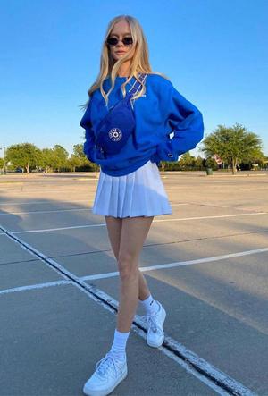 Фото №7 - С чем носить теннисную юбку: 5 идей для любого случая