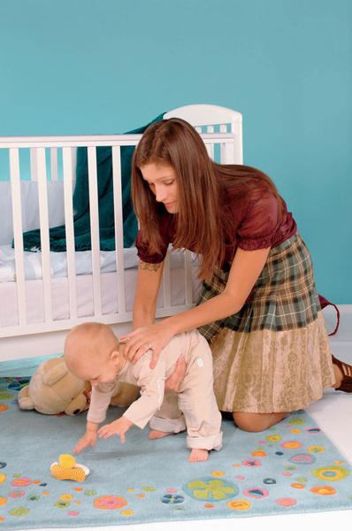 Фото №2 - Первые шаги: 7 упражнений, чтобы малыш быстрее пошел сам